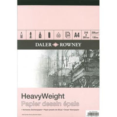 Daler Rowney - Heavy Weight Cartridge Pads