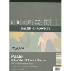 Daler Rowney Murano Pad Neutral 30 Sheet