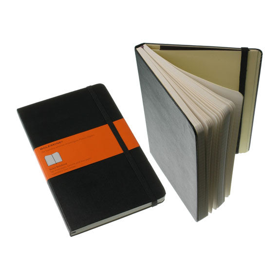 Moleskine Classic Large Ruled Notebook