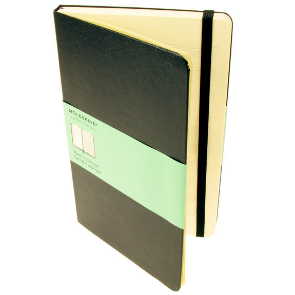 Moleskine Music Notebook Large