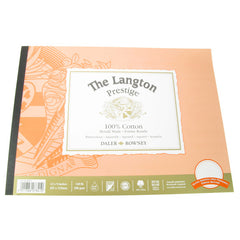 Daler Langton Prestige Watercolour Pad HP