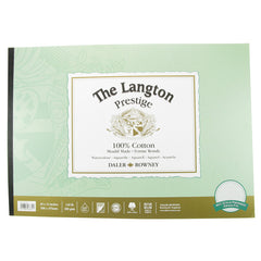 Daler Langton Prestige Watercolour CP Pad 20 x 14