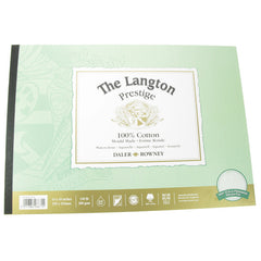Daler Langton Prestige Watercolour CP Pad