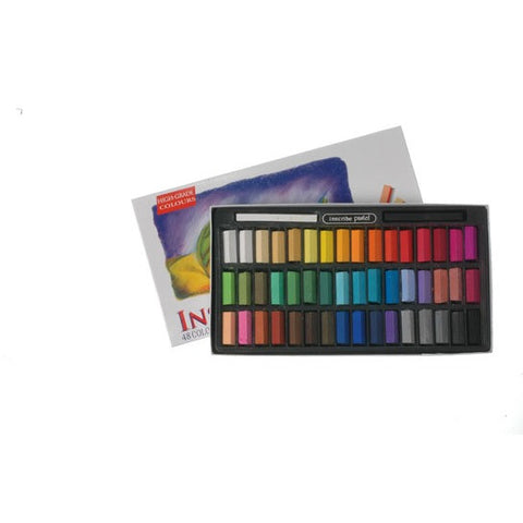 Inscribe Soft Pastel Set 48