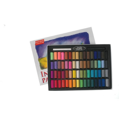 Inscribe Soft Pastel Set 64
