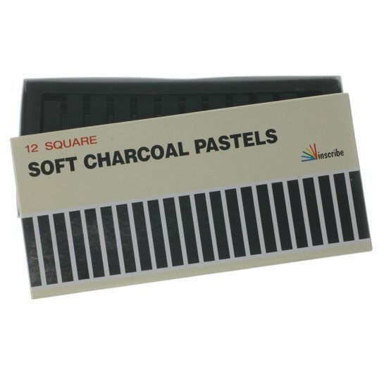 Inscribe - Charcoal Pastels 12
