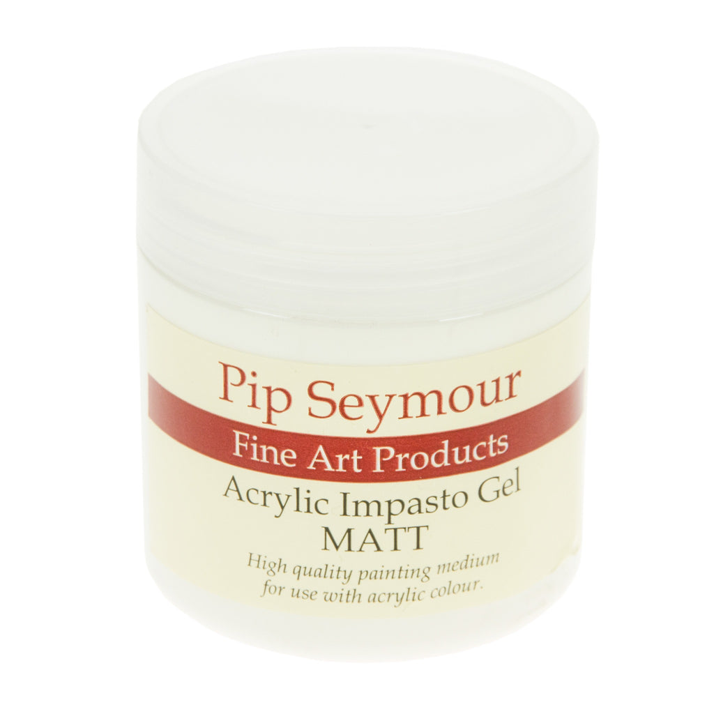 Pip Seymour - 250ml - Acrylic Impasto Gel Matt