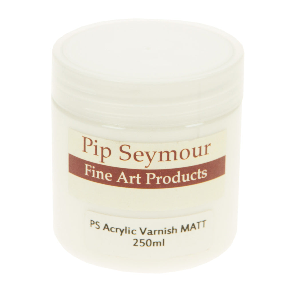 Pip Seymour - 250ml - Acrylic Varnish Matt