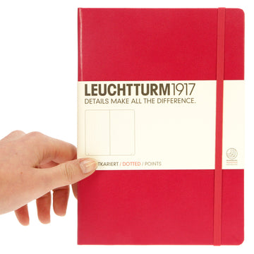 Leuchtturm 1917 Notebook Medium Dotted Berry