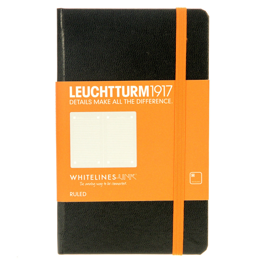 Leuchtturm 1917 WHITELINES LINK Pocket Ruled Default Title