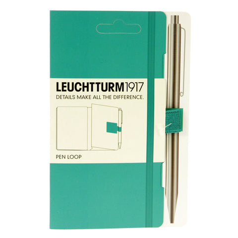 Leuchtturm 1917 Pen Loop  Emerald