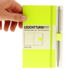 Leuchtturm 1917 Pen Loop  Neon Yellow