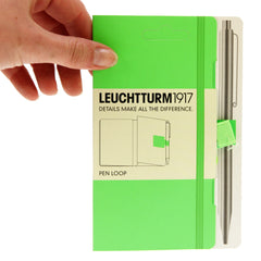 Leuchtturm 1917 Pen Loop Neon Green