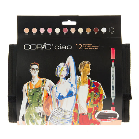 Copic Ciao Manga Skin Colours Set