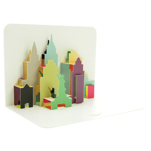 Form Folding Cards - New York
