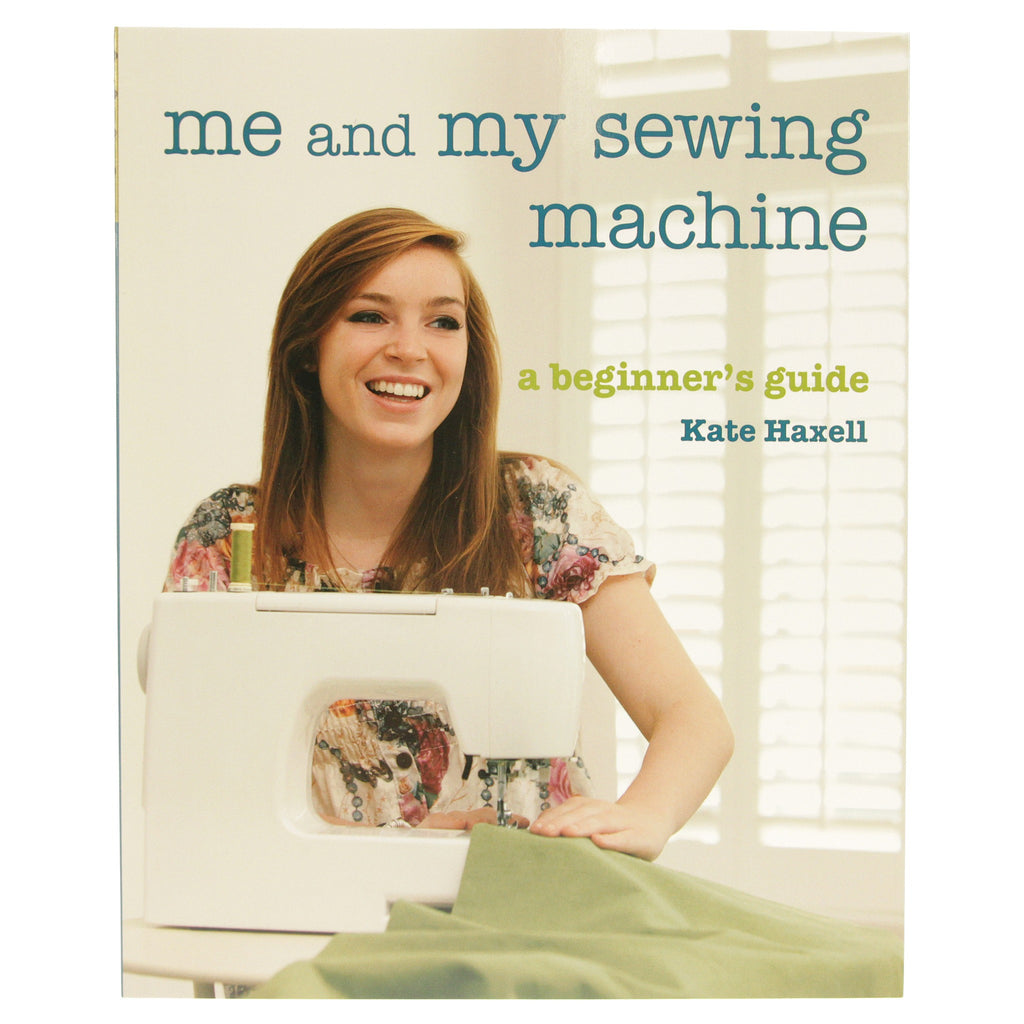 Me & My Sewing Machine Book