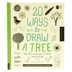 20 Ways to Draw a Tree Book