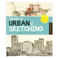 The Art of Urban Sketching Book