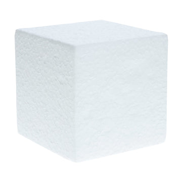 Polystyrene CUBE 100mm SOLID