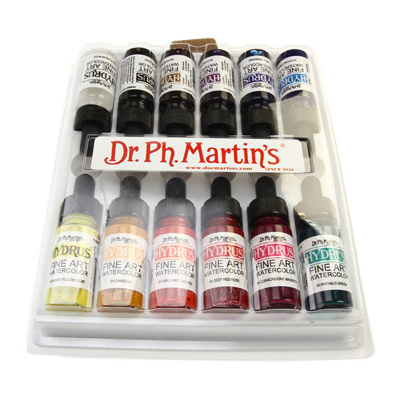 Dr. Ph. Martin's Hydrus Ink - Set 1