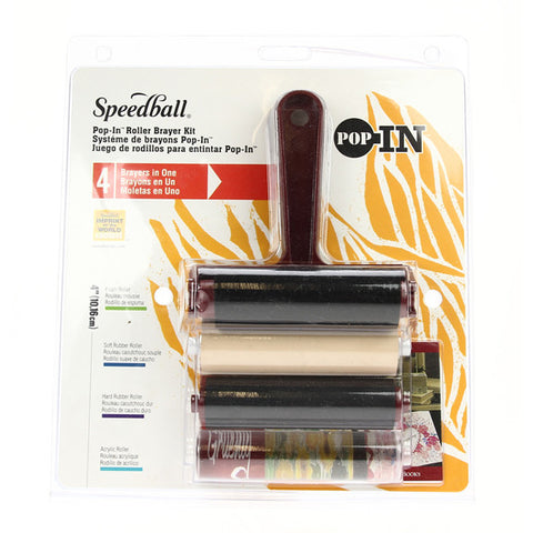"4"" Pop-In Brayer Kit"