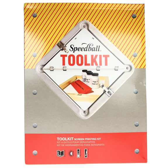 Speedball Fabric Screenprinting Tool Kit