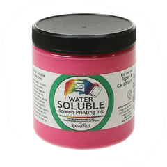 Speedball Water Soluble Screen Printing Ink - 236ml