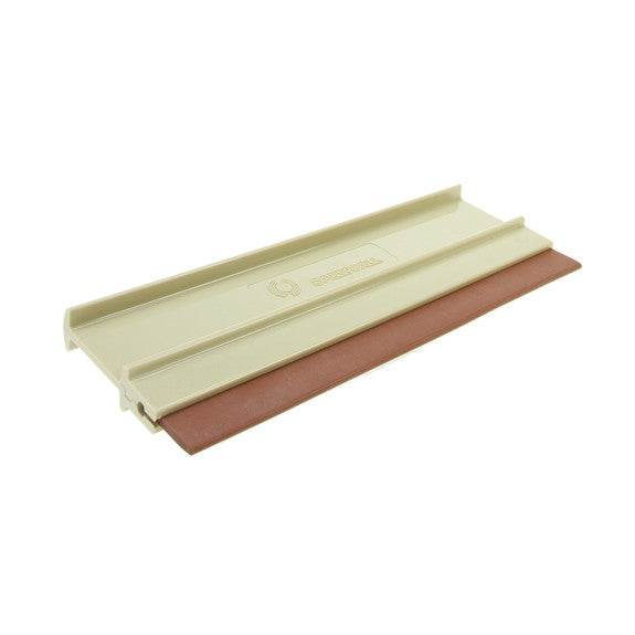 Speedball Squeegee Fabric with Beige Plastic Handle - 22.8cm