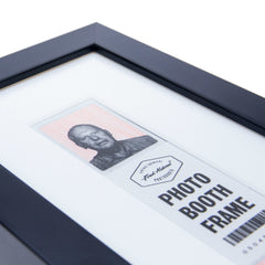 Photo Booth Frame Black