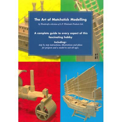 Art Of Matchstick Modelling
