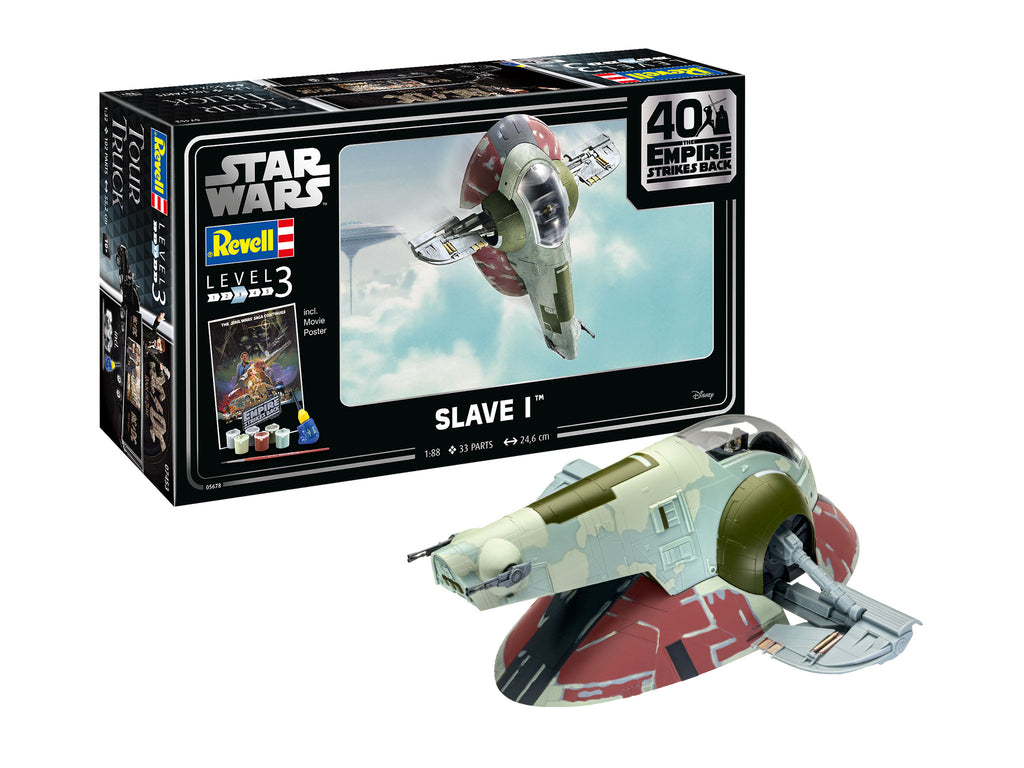 Star Wars Slave I 40th Anniversary