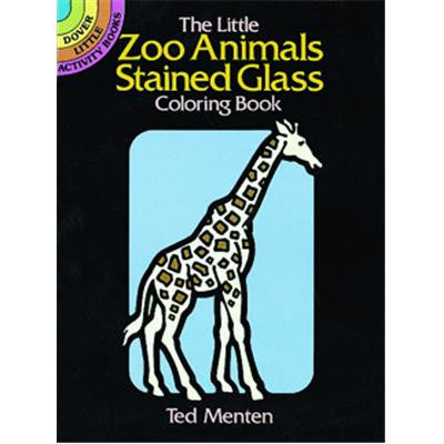 Little Stained Glass Zoo Anima