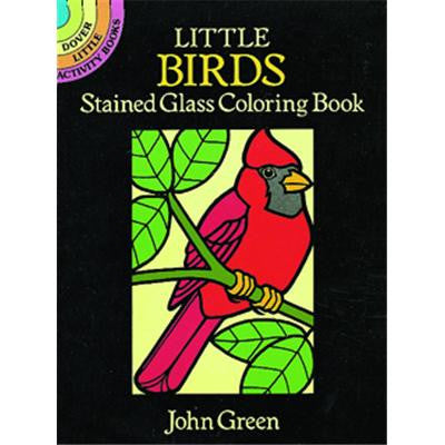 Little Stained Glass Birds