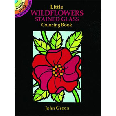 Little Stained Glass WFlowers