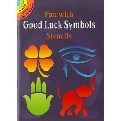 Fun With Good Luck Stencils
