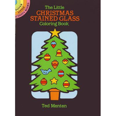 Little Stained Glass Christmas