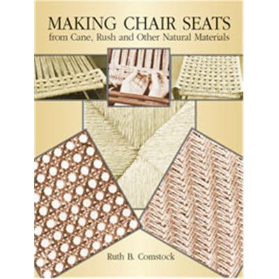 Making Chair Seats From Cane.