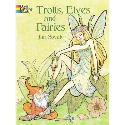 Trolls/Elves/Fairies Col.Book