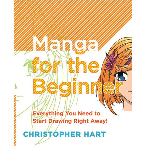 Manga for the Beginner Book