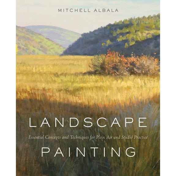 Landscape Painting Book