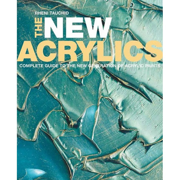 The New Acrylics Book