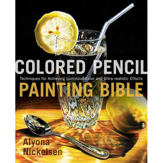 Coloured Pencil Painting Bible