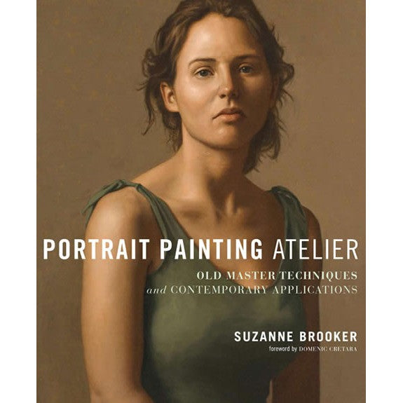 Portrait Painting Atelier Book