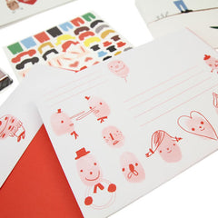 The Small Object - Thumbprint Notecard Kit