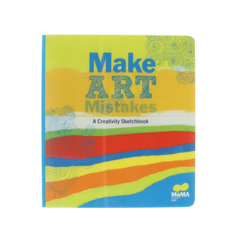 MoMA Make Mistakes Art - A Creativity Sketchbook