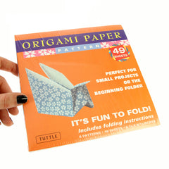 "Origami Paper Patterns 6 3/4"" - 49 Sheets"