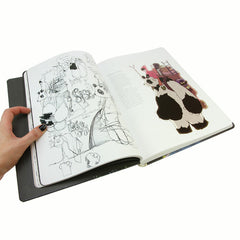 Street Sketchbook by Tristan Manco