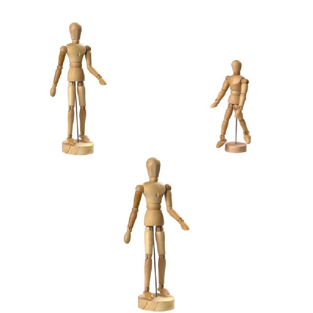 Jakar Wooden Manikin - 3 sizes