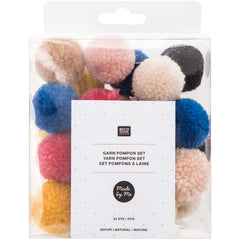 Rico Yarn Pompon Set