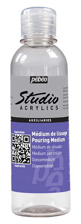 Studio Acrylics - Pouring Medium